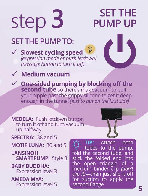 PumpinPal instructions